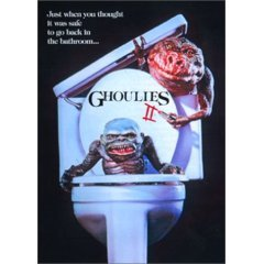 ghoulies II DVD 2000 geneon 89 minutes used mint