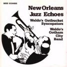 new orleans jazz echoes : waldo's gutbucket syncopators / waldo's gotham city band (CD 1989 mint)