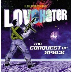 lovehater : conquest of space (CD 2003 apathy, new, factory sealed)