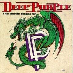 deep purple - battle rages on CD 1993 giant 10 tracks used mint