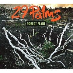 robert plant : 29 palms (CD single, 1993 fontana, 4 tracks, used VG)