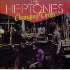 heptones : changing times (CD 1986 moving target, made in holland, used mint)