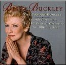 betty buckley : london concert (CD 1995 BBC / sterling, used mint)