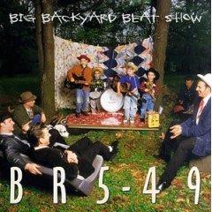 br5-49 - big backyard beat show CD 1998 arista BMG Direct used mint