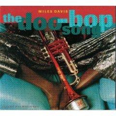 miles davis : doo-bop song (CD single, 1992 warner, 5 tracks, used near mint)