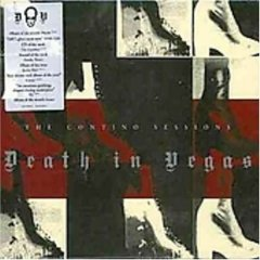 death in vegas : dontino  sessions (CD 1999 import, used mint)