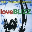 hummingbirds - love buzz CD 1989 rooart used like new