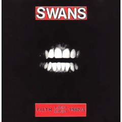 swans : filth (CD 13 tracks, used mint)