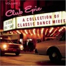 club epic - a collection of classic dance mixes volume 1 - CD 1990 epic used mint