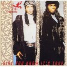 milli vanilli : girl you know it's true CD 1988 1989 hansa arista used mint