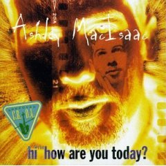 ashley macisaac : hi how are you today? (CD 1995 A&M, used mint)