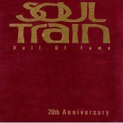 soul train - hall of fame 20th anniversary CD 3-disc boxset 1994 rhino used mint