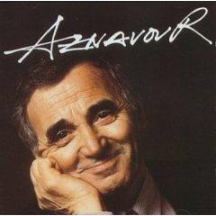 charles aznavour : aznavour (CD 1987 trema, french import, 11 tracks, used mint)