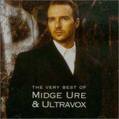 midge ure & ultravox : very best of (CD 2001 chrysalis, used mint)