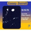 kenny burrell : 12.15.78 (live at the village vanguard (2CD 1999 32 jazz / BMG Direct, used mint)