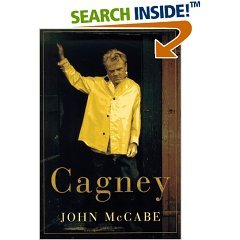 cagney : john mccabe (book 1997 knopf, hardcover, used like new)