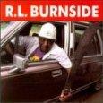 R. L. burnside : rollin' tumblin' (CD single, 1998 bong load, 5 tracks, used mint)