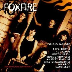 foxfire : motion picture soundtrack CD 1996 nettwerk used very good condition