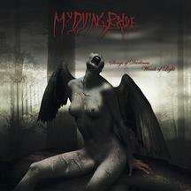 my dying bride : songs of darkness words of light (CD 2004 peaceville, used mint)