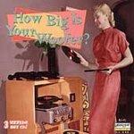 how big is your woofer? CD 3-disc box set 1996 laser light delta used mint