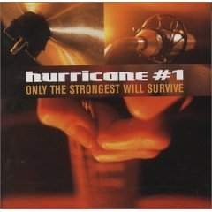 hurricane #1 : only the strongest will survive (CD 1999 creation records, used near mint)