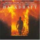 backdraft : music from the original motion picture soundtrack (CD 1991 milan / RCA, used mint)