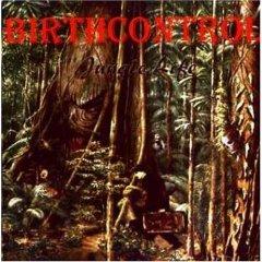 birth control -  jungle life CD 1996 green tree used mint