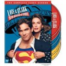 Lois & Clark : The New Adventures of Superman, The Complete First Season (6 DVD,1993 used mint)