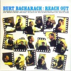 burt bacharach - reach out CD 1967 1995 A&M rebound 11 tracks used mint