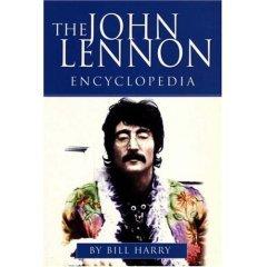 john lennon encyclopedia by bill harry Book paperback virgin used mint