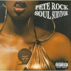 pete rock : soul survivor (CD 1998 RCA, used near mint)