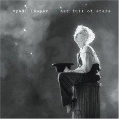 cyndi lauper - hat full of stars CD 1993 sony used very good