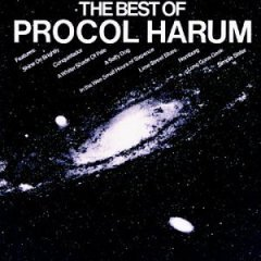 procol harum - best of procol harum CD 1987 A&M 11 tracks used mint