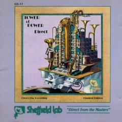 tower of power : direct (CD 1981 sheffield lab, used mint)