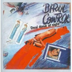 birth control : deal done at night CD 1996 green tree records used like new