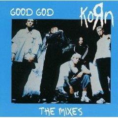 korn : good god the remixes CD single 1997 sony 5 tracks used like new