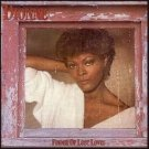 dionne warwick : finder of lost loves,  CD 1985 arista, made in japan, used like new