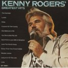 kenny rogers - greatest hits, CD 1980 1990 liberty BMG Direct used like new