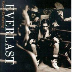 everlast : forever everlasting, CD 1990 warner, used like new