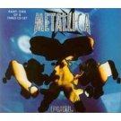 metallica : fuel part one CD single 1998 vertigo 3 tracks used near mint