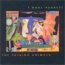 t bone burnett : the talking animals CD 1987 / 2001 evangeline / sony / acadia, used mint