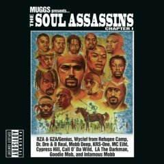 muggs presents ... the soul assassins chapter 1, CD 1997 sony, used very good