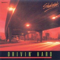 shakatak : drivin hard, CD 1984 polygram, 10 tracks, used like new