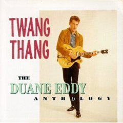 duane eddy : anthology / twang thang, CD double, 1993 rhino, used like new