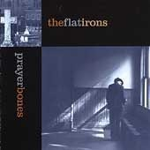 the flatirons : prayer bones, CD 1999 checkered past, used like new barcode punched