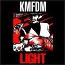 KMFDM : light, CD ep, 1994 wax trax!, 9 tracks, used very good