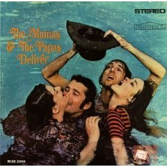 the mamas & the papas deliver CD 1967 1990 MCA used like new