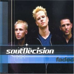 soul decision faded CD single 2 tracks import new