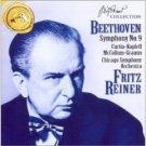 beethoven : symphony no.9 fritz reiner CSO & Chorus CD 1994 RCA used mint