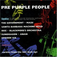 pre purple people by various artists, rarities from the late beat age CD 2001 mint